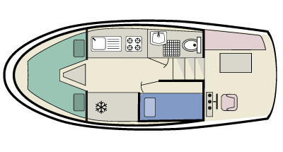 Kingfisher WHS - deck plan
