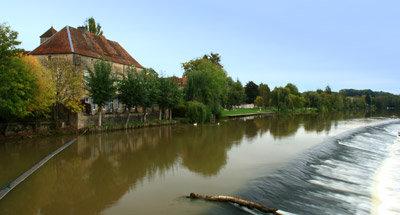 Scey-sur-Saône, Burgundy