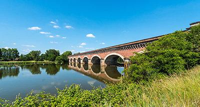 Cacor Aqueduct, Moissac
