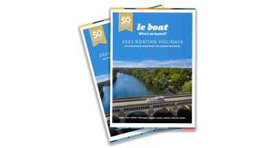 Le Boat - download your brochure