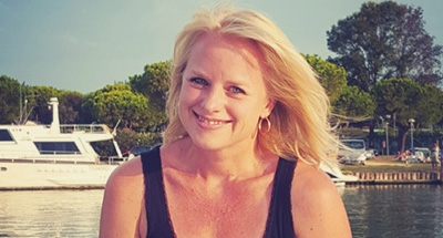 Stefanie Knoess – Northern Europe Marketing Manager