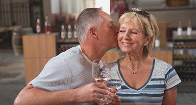 Wine tasting on the Midi