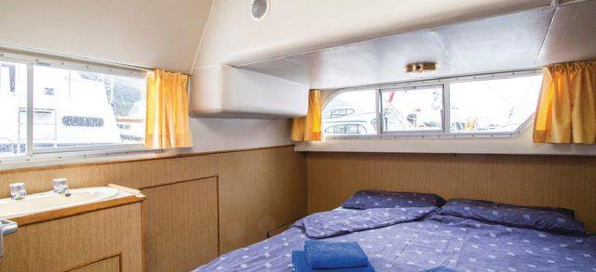 Braemore WHS - rear cabin