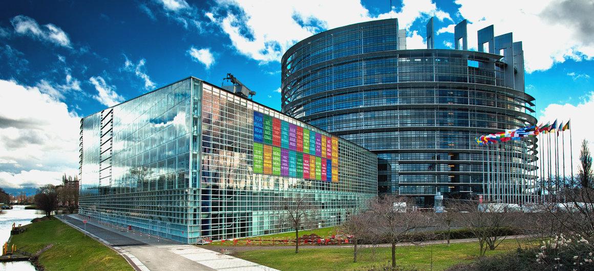 European Parliament, Strabourg