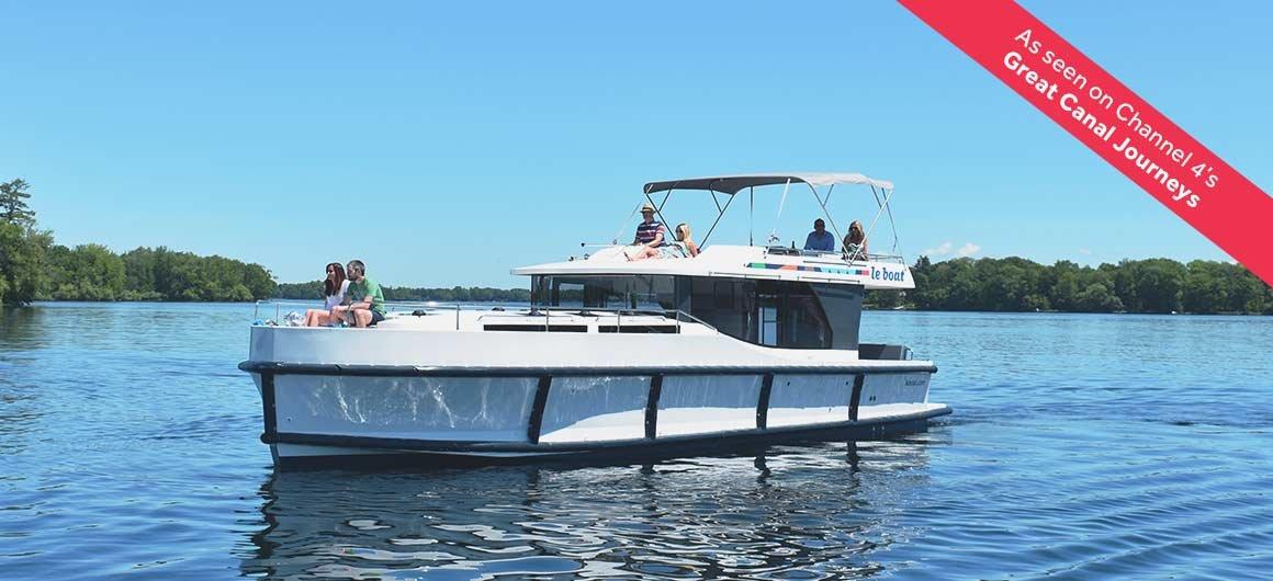 Horizon boat
