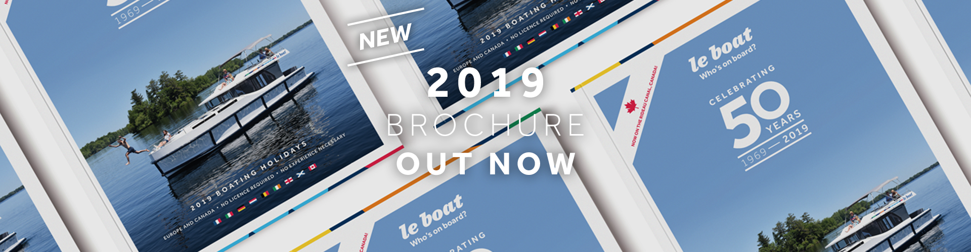 Le Boat - download your brochure today